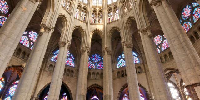 Beauvais _ Cathédrale-Saint-Pierre © CRTC Hauts-de-France - Stéphane Bouilland