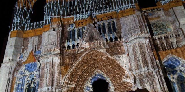 Beauvais _ Cathédrale Saint-Pierre © CRTC Hauts-de-France - Ludovic Leleu