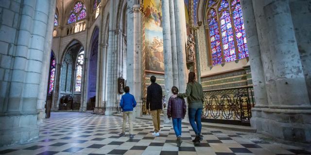 Beauvais _ Cathédrale-Saint-Pierre © VisitBeauvais - Bruno Beucher