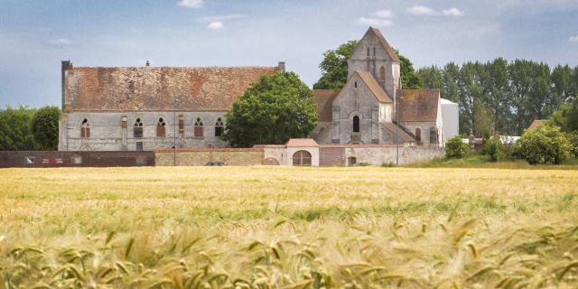 Beauvais_ La Maladrerie Saint Lazare © Visitbeauvais - Jean François Bouche