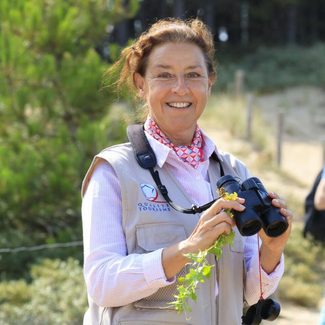Caroline Géneau_guide nature©CRTC Hauts-de-France - Anne Sophie Flament