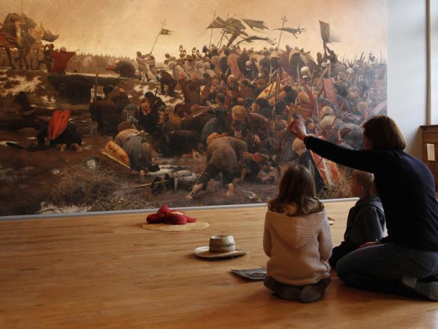 Cassel _ Musée de Flandre _ Salle Tattegrain © Musée de Flandre - Adrien François