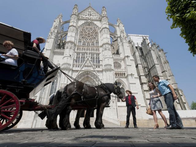 Beauvais _ Cathédrale Beauvais © CRTC Hauts-de-France - Comdesimages.com