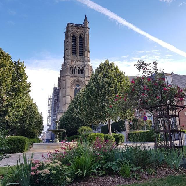 Soissons _ Cathédrale Saint-Gervais-et-Saint-Protais © R. Maga
