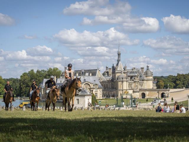 Chantilly_balade en henson©CRTC Hauts-de-France_Florent Cocquet