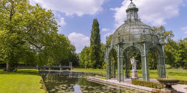 Chantilly, Parc du château, Journées des plantes ©CRTC Hauts-de-France - Stéphane BOUILLAND