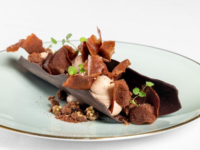 Chantilly Restaurant La Table Du Connétable Chef Anthony Denon@la Table Du Connétable