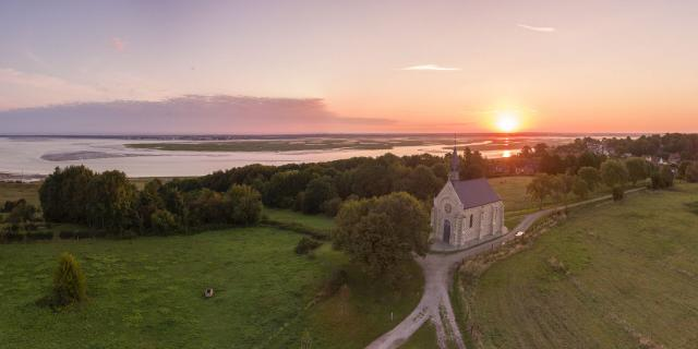 Saint-Valery-sur-Somme, La chapelle des marins ©CRTC Hauts-de-France - Stéphane BOUILLAND
