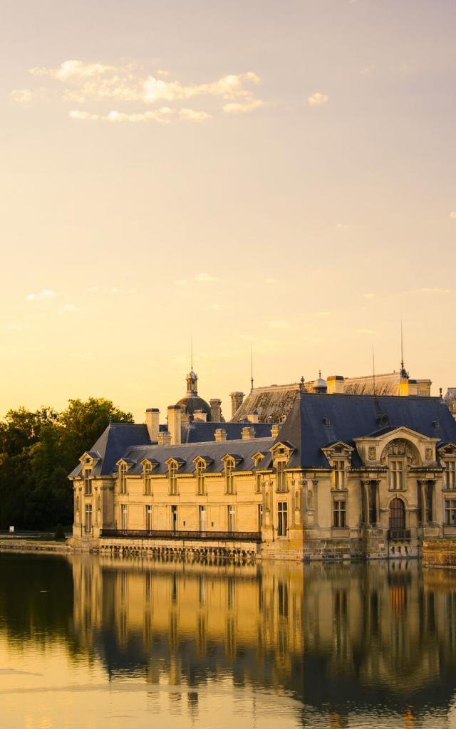 Chantilly _ Château de Chantilly CRTC Hauts-de-France - Vincent Colin