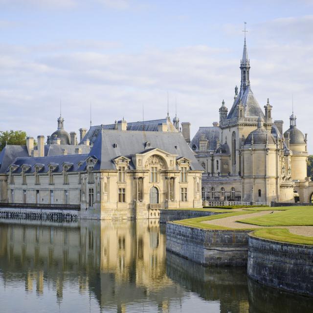 Chantilly _ Château de Chantilly © CRTC Hauts-de-France - Vincent Colin