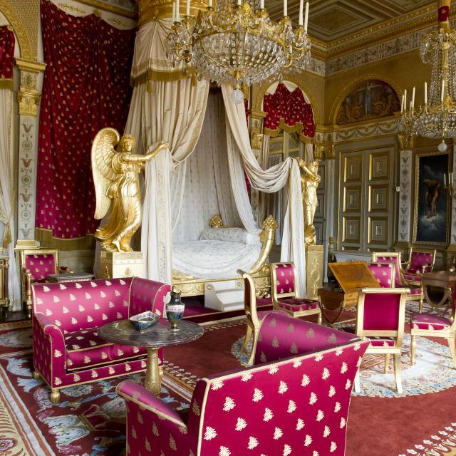 Compiègne _ Palais impérial © CRTC Hauts-de-France - AS Flament
