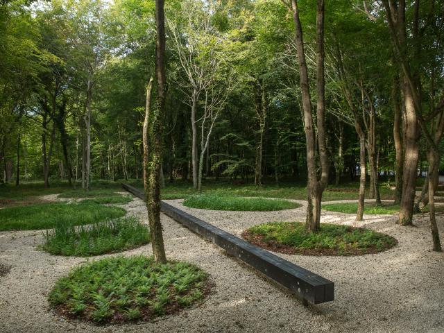 Compiègne _ Jardin de la Paix Franco-Allemand © Art & Jardins Hauts de France - Yann Monel