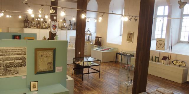 Crépy-en-Valois_Musée de l'Archerie et du Valois ©Musée de l'Archerie et du Valois - OT Pays de Valois