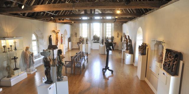 Crépy-en-Valois_Musée de l'Archerie et du Valois ©Ch Schryve - Musée de l'Archerie et du Valois - OT Pays de Valois