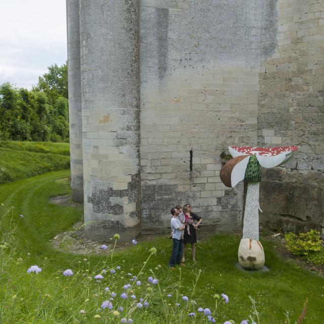 Donjon de Vez © CRTC Hauts-de-France - Comdesimages