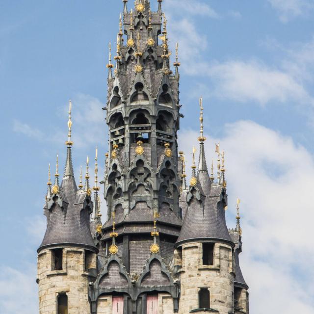 Douai _ Le Beffroi © CRTC Hauts-de-France - Ariane Fornia
