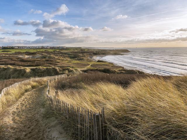 Wimereux _les dunes de la Pointe aux Oies © CRTC Hauts-de-France - Stéphane Bouilland