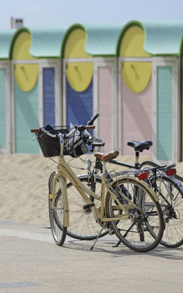 Dunkerque _ Cabines de Plage © CRTC Hauts-de-France Nicolas Bryant