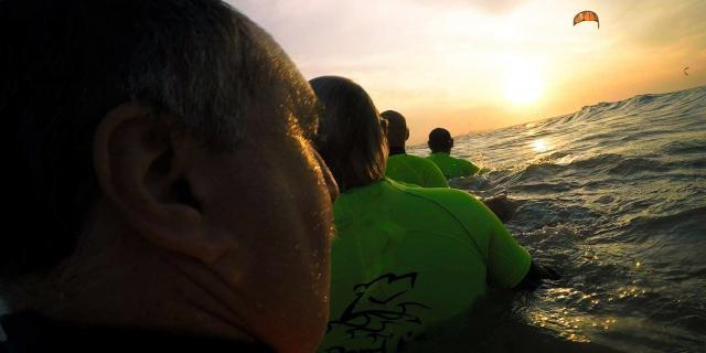 Dunkerque_ Longe Côte et Kite Surf - © Opale Longe Côte - Office de Tourisme et des Congrès de Dunkerque