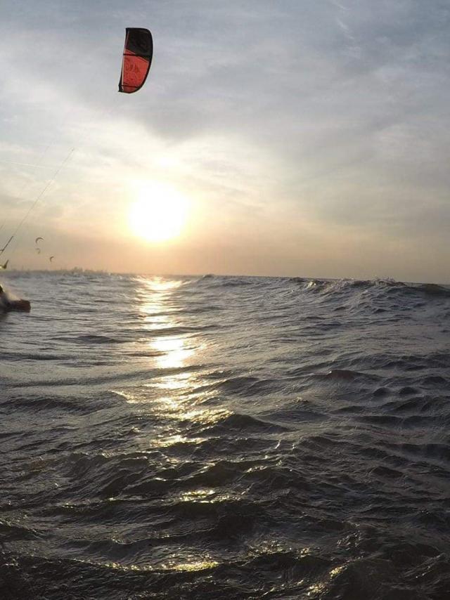 Dunkerque_Longe-côte et kitesurf © Opale Longe Cote Ot Dunkerque