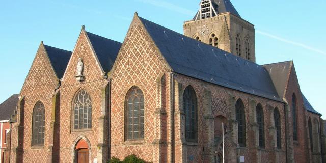 Eglise_Saint-Folquin_d'Esquelbecq_hallekerque_© Mairie_Esquelbecq
