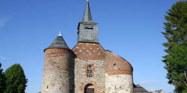 Bancigny, Église fortifiée de Bancigny ©Office de Tourisme du Pays de Thiérache - Picasa