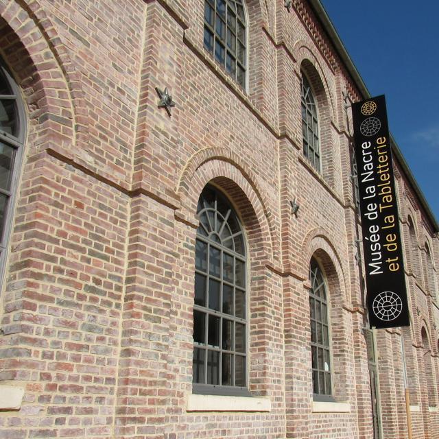 Méru_Musée de la Nacre et de la Tabletterie© Musée de la Nacre et de la Tabletterie
