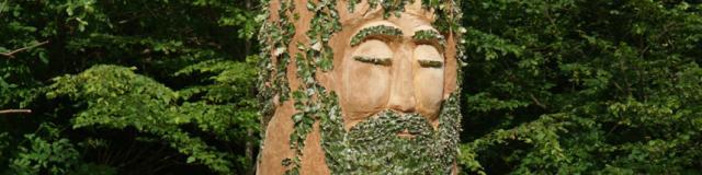 Forêt De Crécy En Ponthieu Sculpture Sur Bois © Somme Tourisme