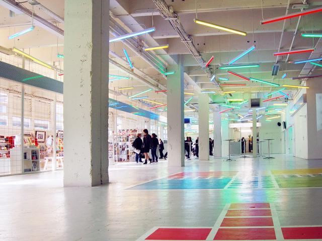 Lille _ hall du Tripostal © Lille 3000