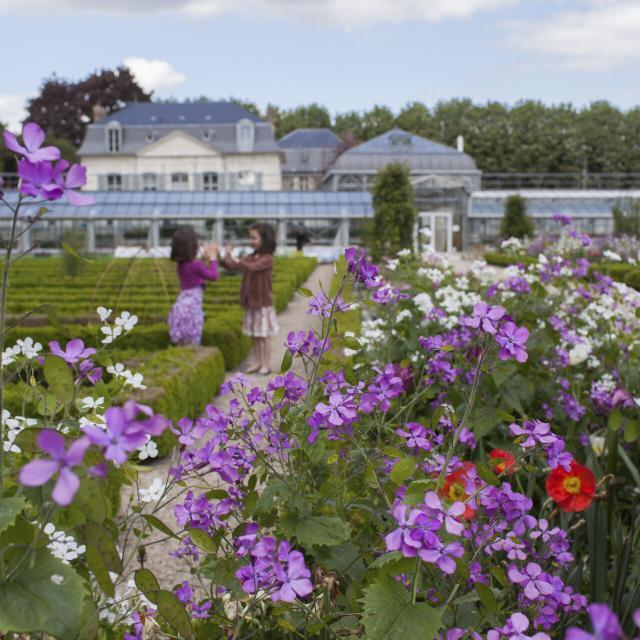 Amiens, Jardin Des Plantes ©CRTC Hauts-de-France Comdesimages.com - Teddy Henin