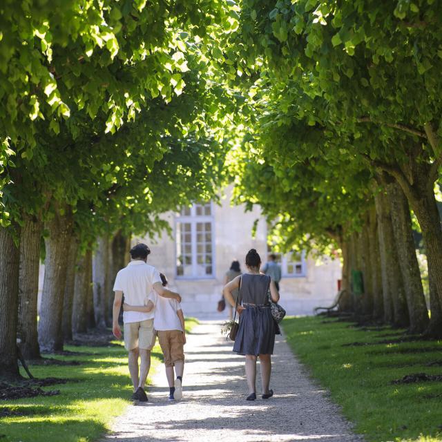 Fontaine-Chaalis_Parc de lAbbaye royale©CRTC Hauts-de-France_Vincent Colin