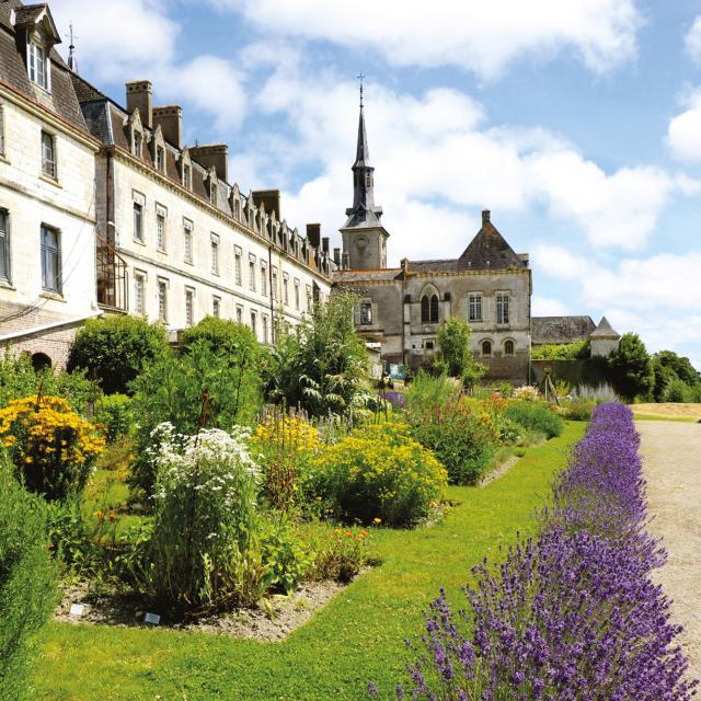 Neuville sous Montreuil, Jardins de la chartreuse de Neuville ©La chartreuse de Neuville