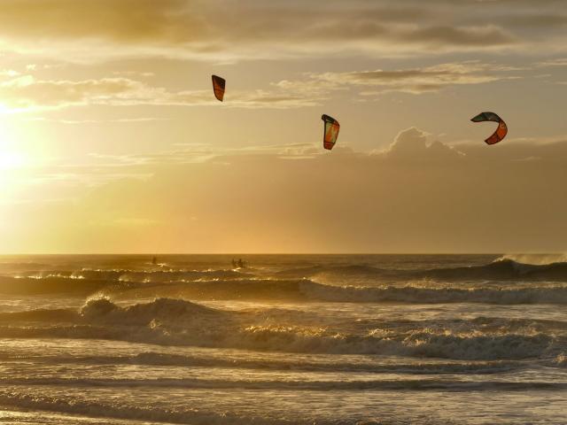 Kite-surf © CRTC Hauts-de-France - Nicolas Bryant