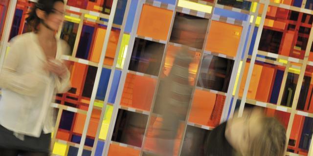 Villeneuve d'Ascq _ Le LaM, Lille Métropole Musée d'art moderne, d'art contemporain et d'art brut © CRTC Hauts-de-France - Xavier Alphand
