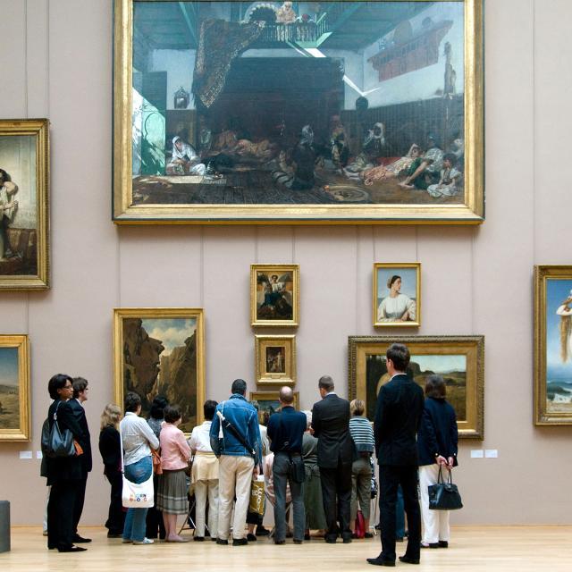 Lille _ Palais des Beaux-Arts © Palais des Beaux-Arts de Lille - F Iovino
