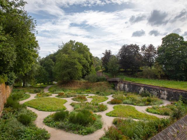 Le Quesnoy _ Jardin de la Paix Néo-Zelandais © Art & Jardins Hauts de France - Yann Monel