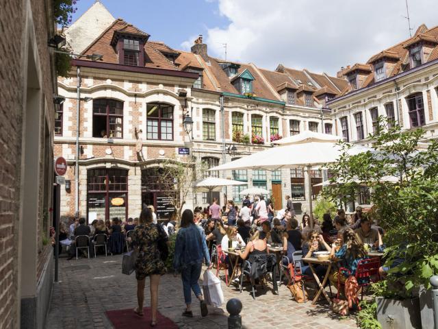 Lille _ Place aux Oignons © CRTC Hauts-de-France - Benoît Guilleux