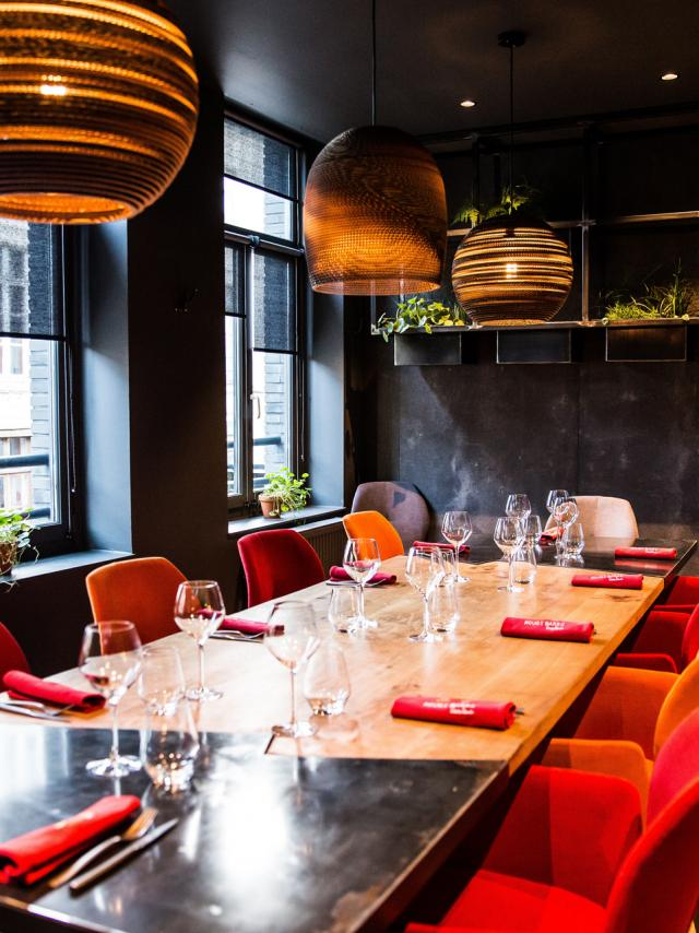 Lille_Restaurant Le Rouge Barre © Sophie Stalnikiewicz