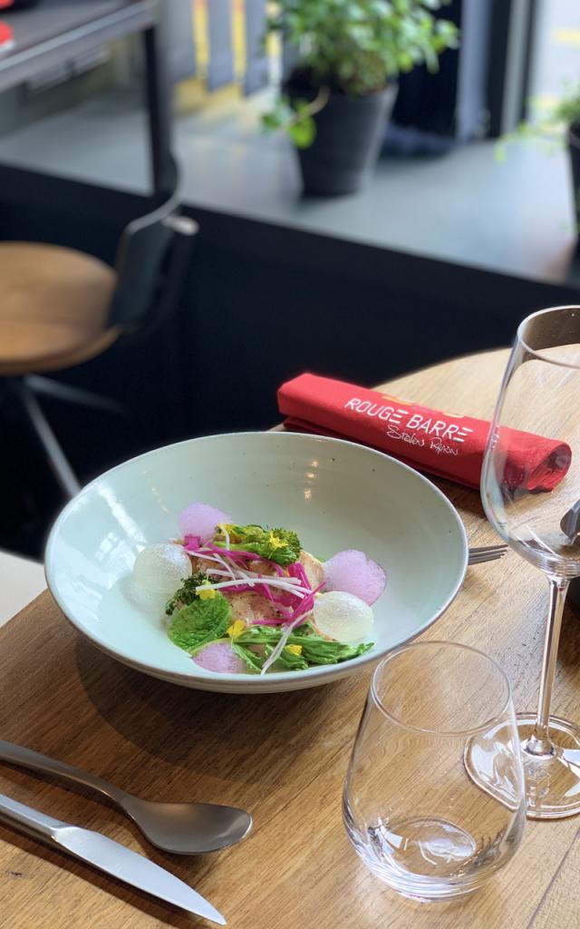 Lille_Restaurant Le Rouge Barre © Sublimeurs
