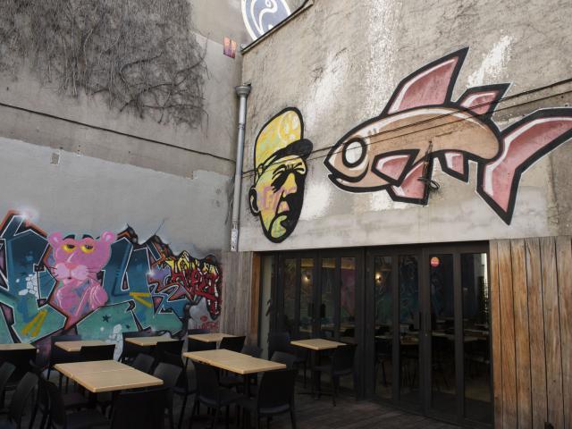 Lille _ street art © CRTC Hauts-de-France - Benjamin Teissedre