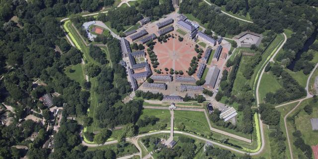 Lille, La citadelle ©CRTC Hauts-de-France - Philippe Frutier