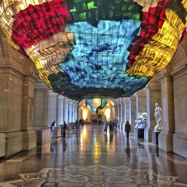 Lille _ Palais des Beaux-Arts _ Hall d'accueil © CRTC Hauts-de-France - Mylène Fargeot