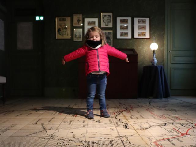 Amiens _ Maison Jules Verne _ Avec les Enfants © ADRT80 - Nos Cœurs Voyageurs