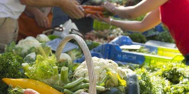 Amiens _ Marché aux Légumes à Amiens © CRTC Hauts-de-France - AS Flament