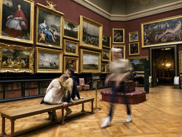 Chantilly _ Musée de Condé © CRTC Hauts-de-France - Teddy Hénin