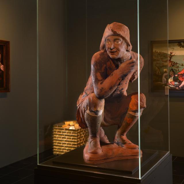 Cassel _ musée de Flandre © Dominique Silberstein