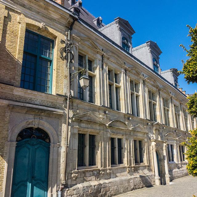 Cassel _ musée de Flandre © Destination Coeur de Flandre