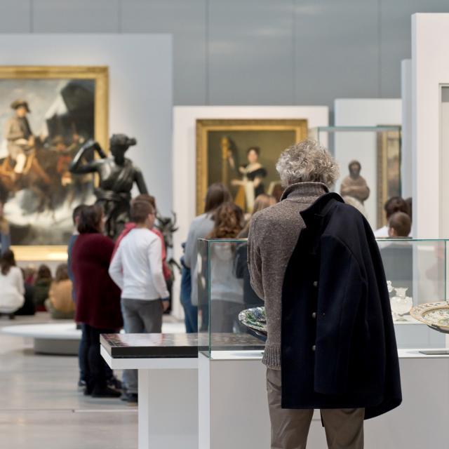 Lens_Musée du Louvre Lens © Sanaa architectes - Catherine Mosbach paysagiste - Frédéric Iovino