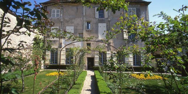 Château-Thierry _ Musée Jean de la Fontaine © CRTC Hauts-de-France - Jean Pierre Gilson