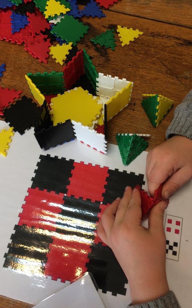 Chantilly _ Pavillon de Manse _ Activité Enfants © Pavillon de Manse